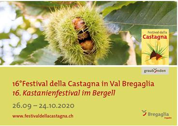 Val Bregaglia festival della castagna Kastanienfestival